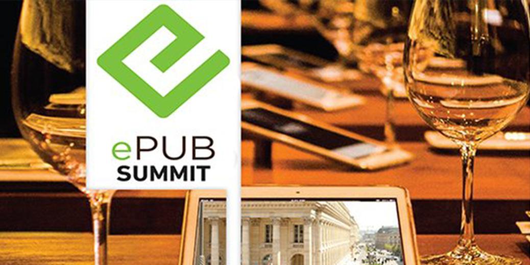 EPUB Summit 1ère édition : les intervenants